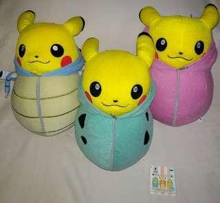Pokemon Nebukuro japan stuff toys
