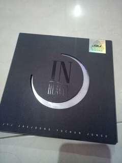 Album JYJ In Heaven Black Version