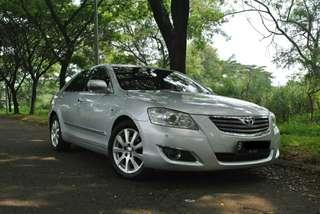 TOYOTA CAMRY 2.4 V AT 2007 DP 26jt