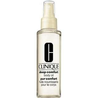 🚚 Clinique Deep Comfort Body Oil