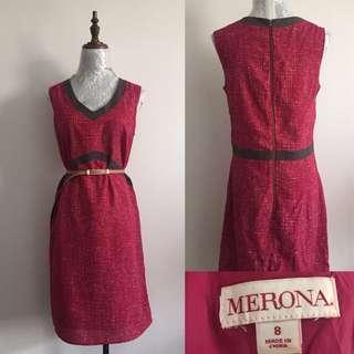 Merona Office Dress