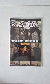 🚚 Marvel Comics Punisher The Cell One Shot Near Mint Condition