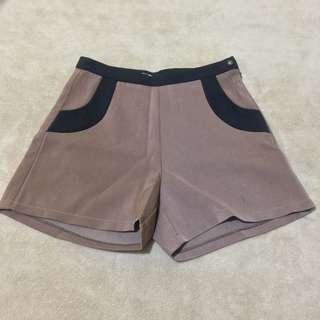 Classic High Waist Shorts