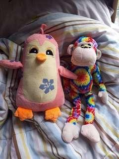 Stuffed Toys from HK Disneyland