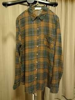 🚚 復古風薄襯衫