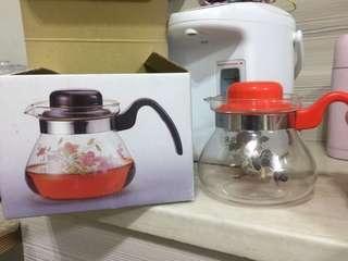 🚚 Two way pots泡茶壺X2