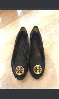 Tory burch low wedges