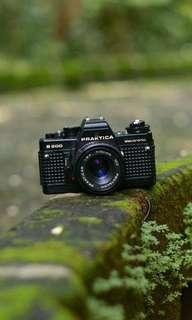 dijual kamera jadul german lensa bokeh