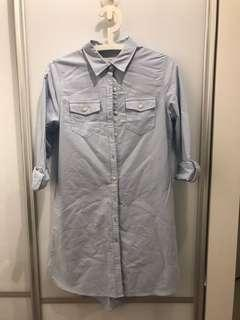🚚 Giordano shirt dress