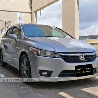 CNY Promotional rates! Last unit of MPV for rent! Honda stream