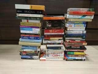 Lot of 65 books