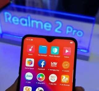 Kredit Realme C2 Pro 128 Free 1x angsur
