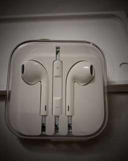 🚚 原廠iphone有線耳機🎧