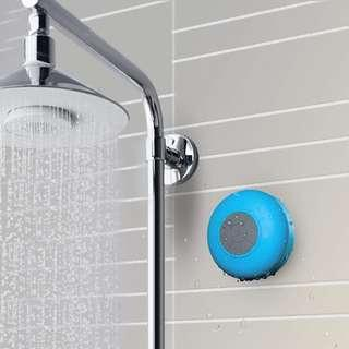 Cueuc Mini Bluetooth Shower Speaker with Suction Cup