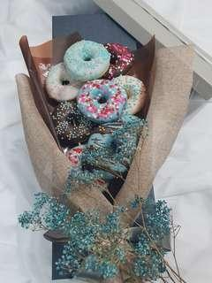 🚚 Donut Bouquet