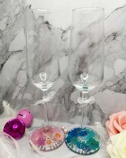 玻璃杯 紅酒杯 香檳杯