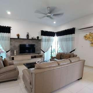 FULLY FURNISHED SEMI D VITTARIA SETIA ECO GLADES