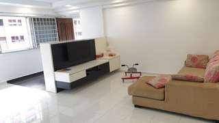 Bishan HDB 5 room - Walk to Bishan Park and Junction 8