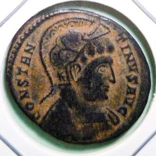 🚚 322AD Ancient Roman coin, Constantine the Great 19.4mm
