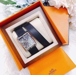 Hermes Cape cod Double Tour watch