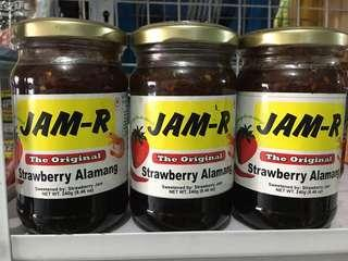 Strawberry Alamang by Jam-R