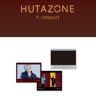BTOB LEE MINHYUK HUTAZONE TWONIGHT CONCERT MERCH: POLAROID SET