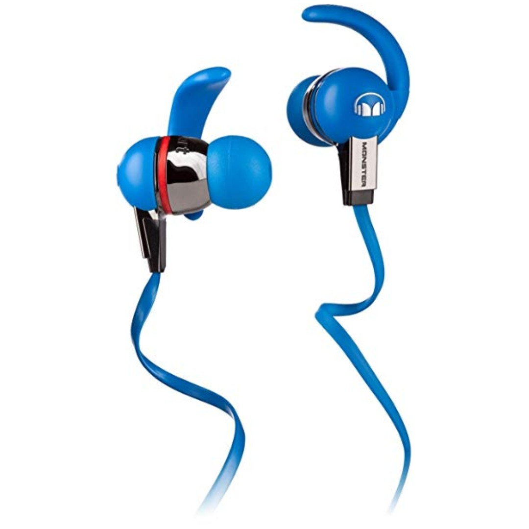 2337  Monster iSport Immersion In-Ear Headphones with Control Talk