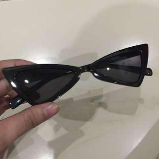Sunglasses cateye kacamata