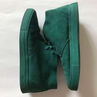 Donnat Japan - Green Ankle Sneakers
