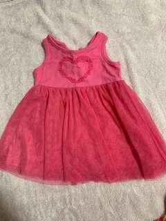 700 Only 10 pcs Baby girl clothes