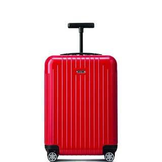 Rimowa Red Salsa Air (Handcarry size)