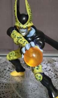 Action Figure Cell _dragon ball
