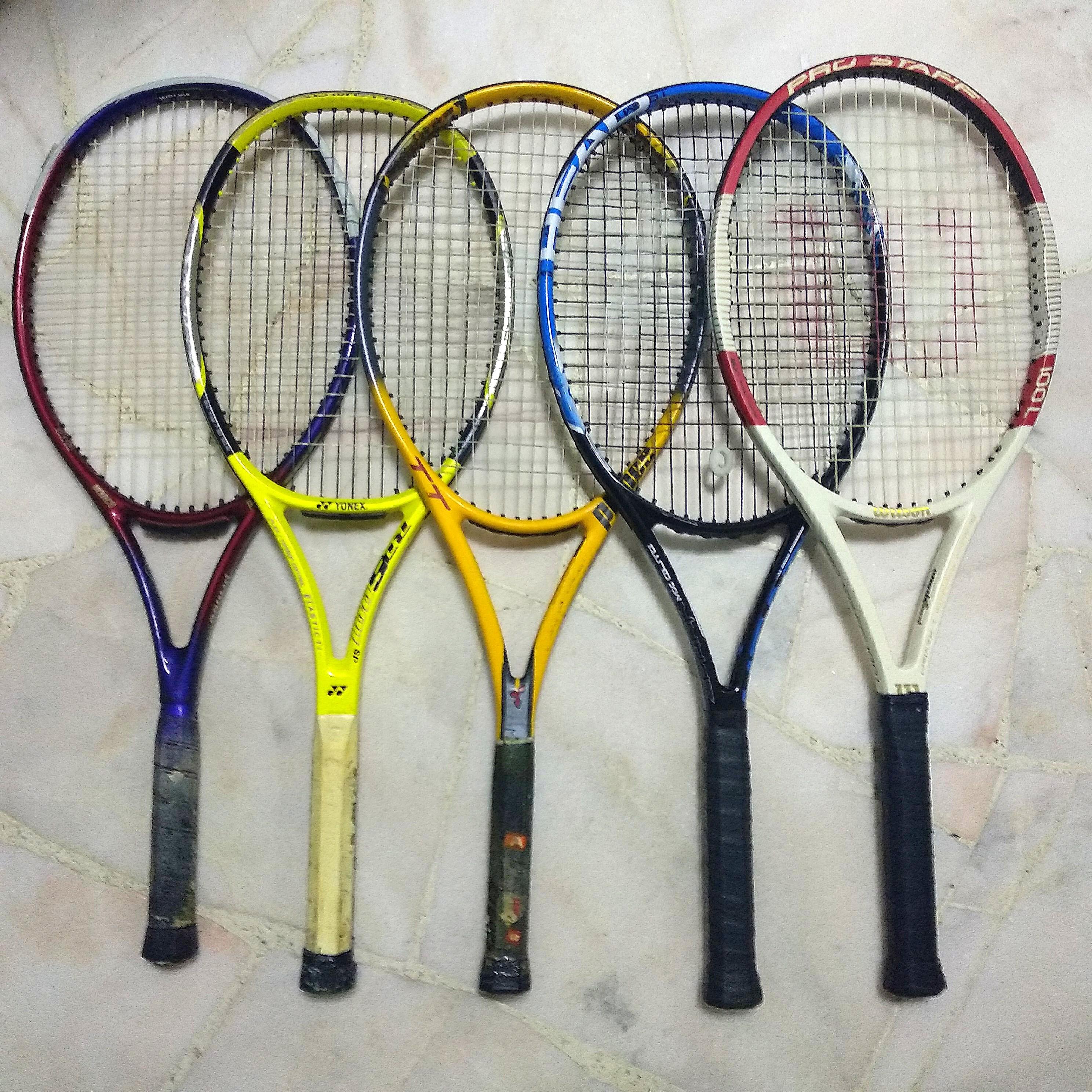 Tennis Racquet Sale >> 50 Tennis Rackets Cny Sale