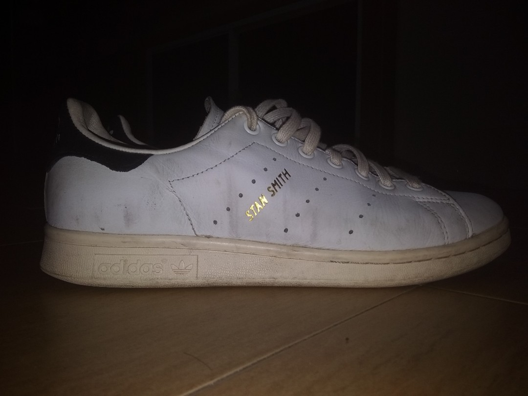 new style a4341 c39e0 Adidas Stan Smith US 9 / UK 8.5