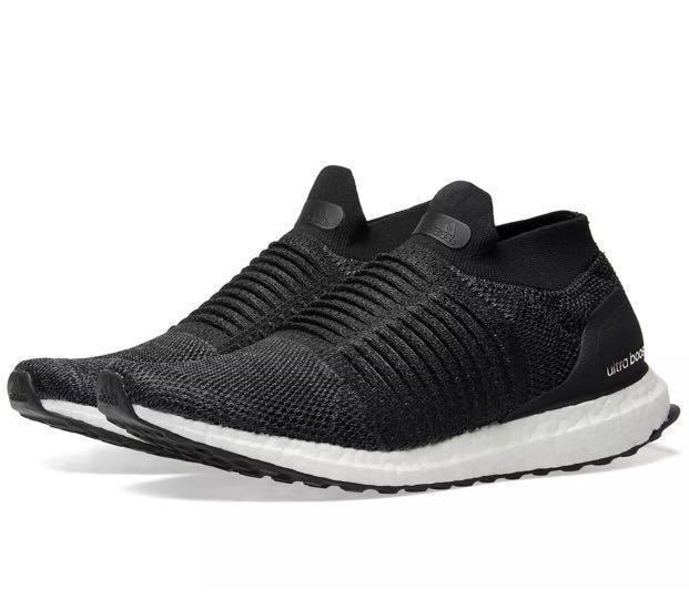 size 40 00506 4918d Adidas Ultra Boost Laceless W, Men's Fashion, Footwear ...