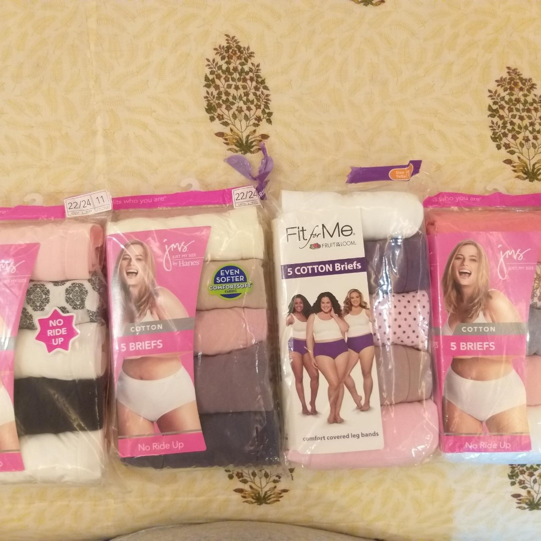 bfb5ecec42a2 American Plus size women's underwear, Women's Fashion, Clothes ...