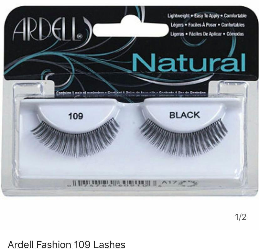 e54f8d7ee55 Ardell fake false eyelashes, Health & Beauty, Makeup on Carousell