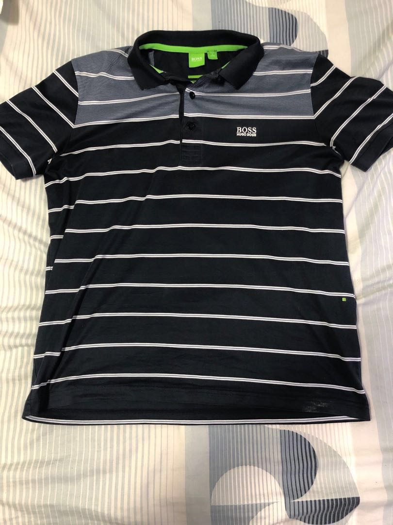 f30b147c1 Authentic Hugo boss polo shirt branded not polo Ralph, Men's Fashion ...