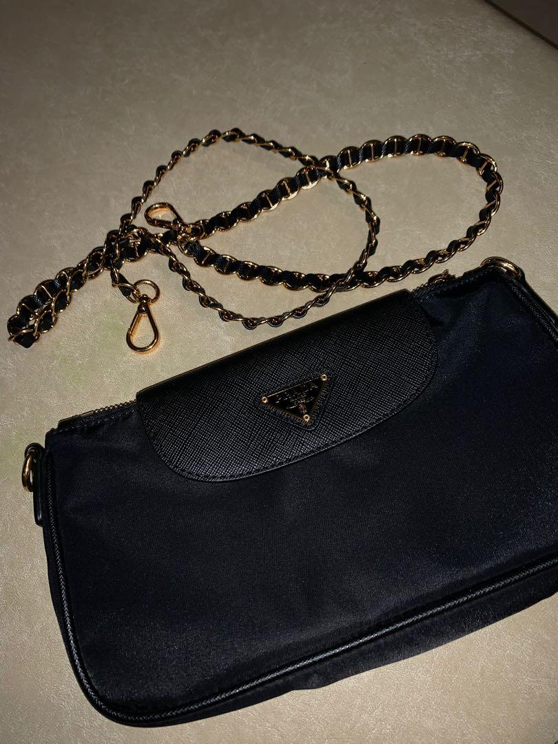 d34086c64c Authentic Prada Sling bag