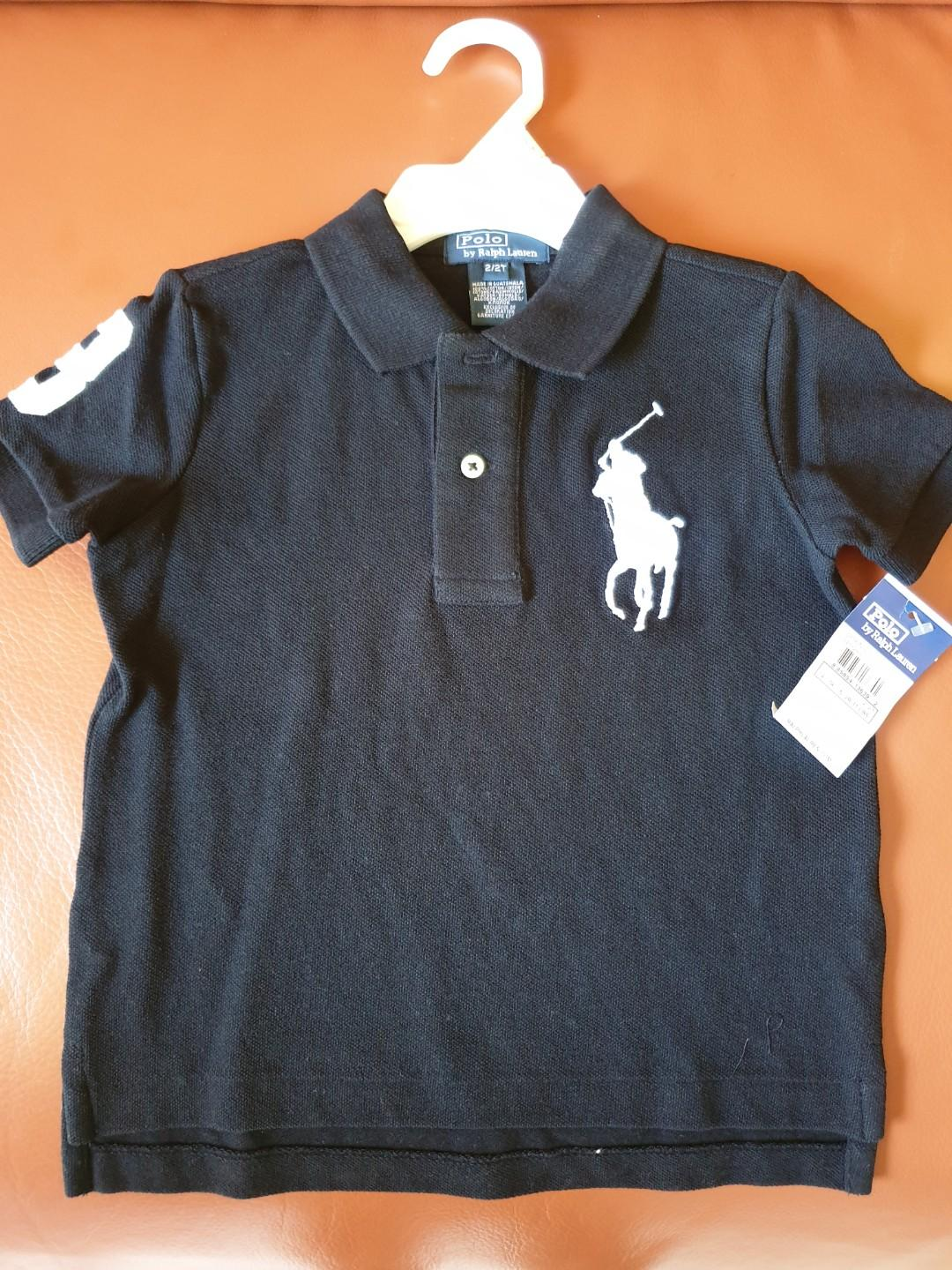 c19e55c2 Authentic Ralph Lauren Polo T-shirt for 2 years old, Babies & Kids ...