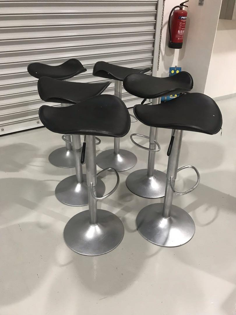 Bar counter chairs