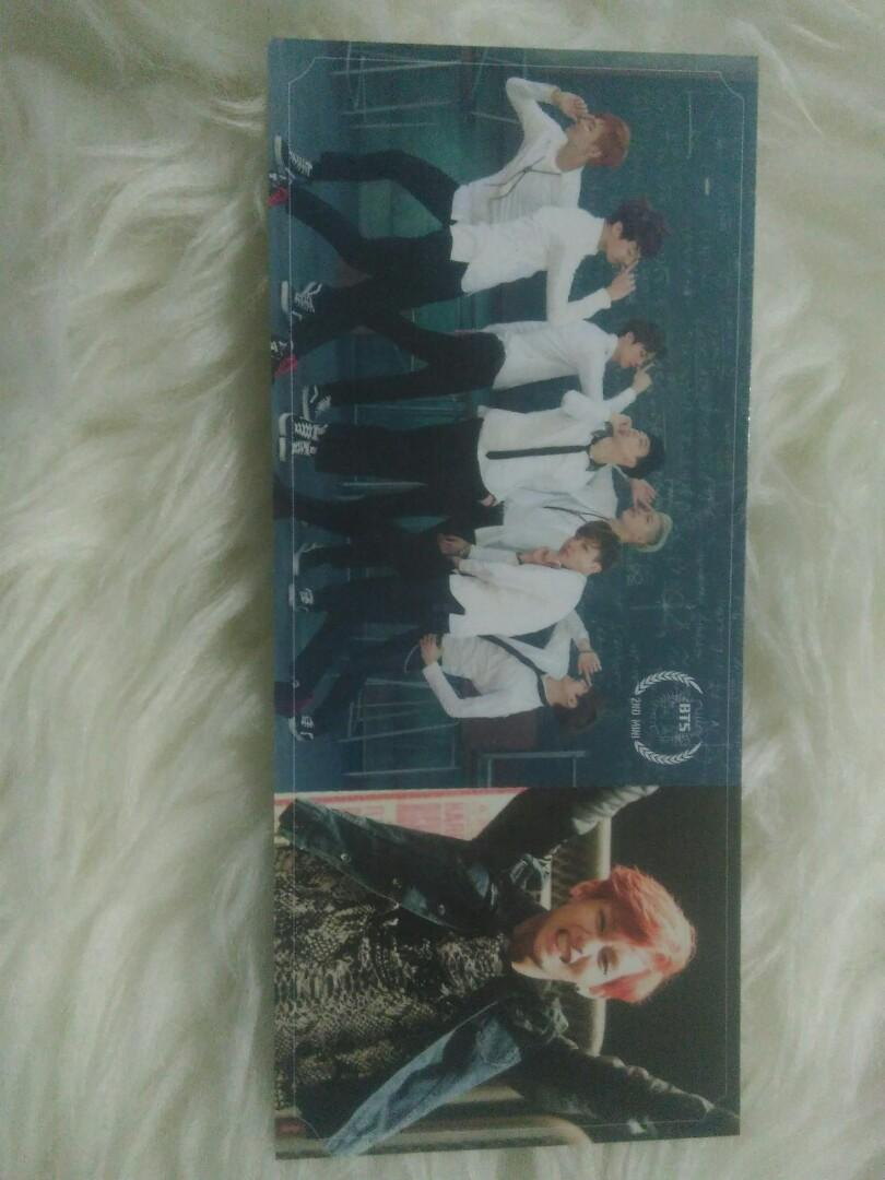 BTS SKOOL LUV AFFAIR - TAEHYUNG PC