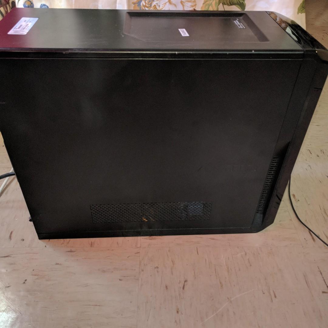 Dell Vostro 3570, i5 processor, 18 GB RAM, 2TB hdd, 1024 MB hdmi video card
