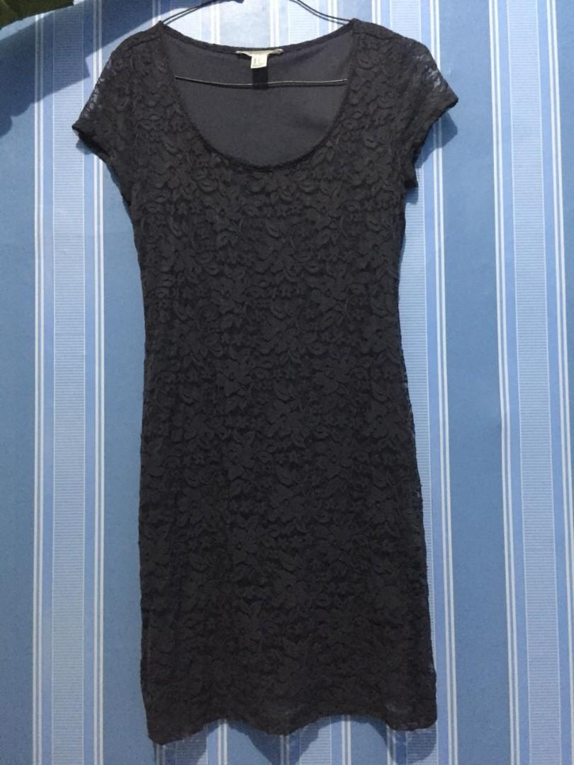 Dress cotton flower by forever21