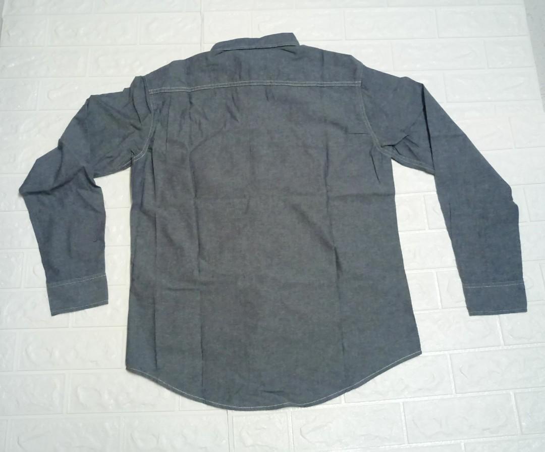 Edwin Work Shirts 工作襯衫 未剪牌