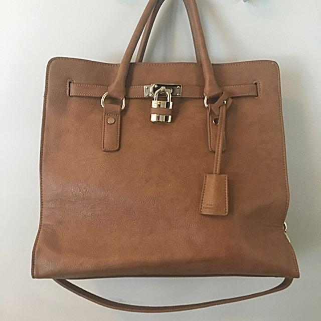 FCUK Micheal Kors Inspired Handbag Excellent Condition