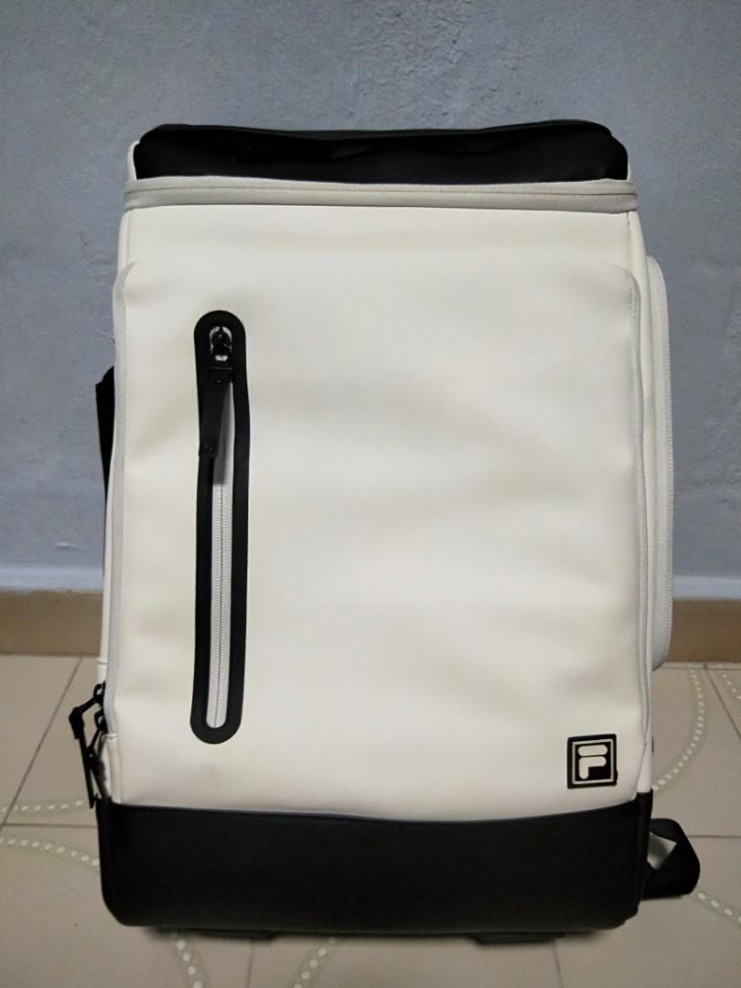 Fila Backpack (White)