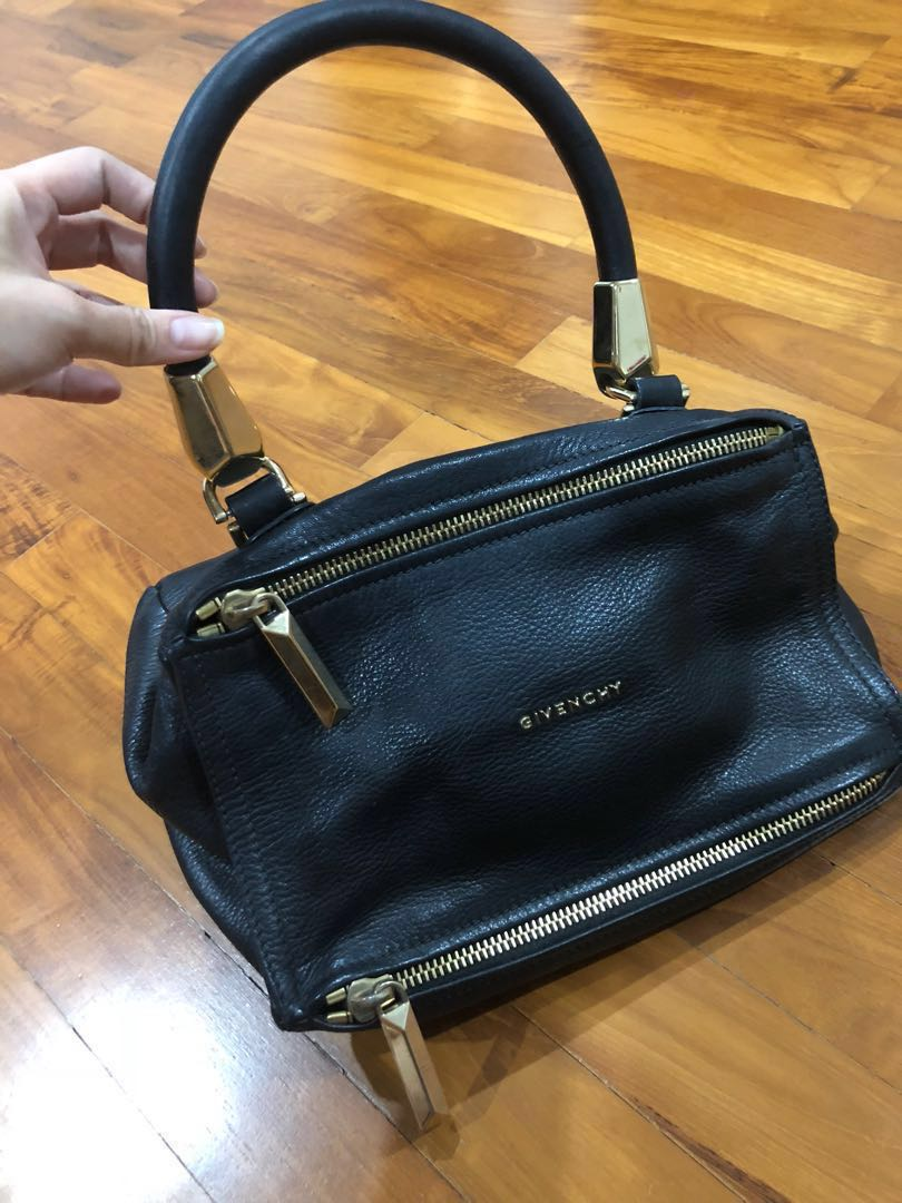 49ee2dc9663 Givenchy pandora limited edition medium size crossbody, Luxury, Bags ...