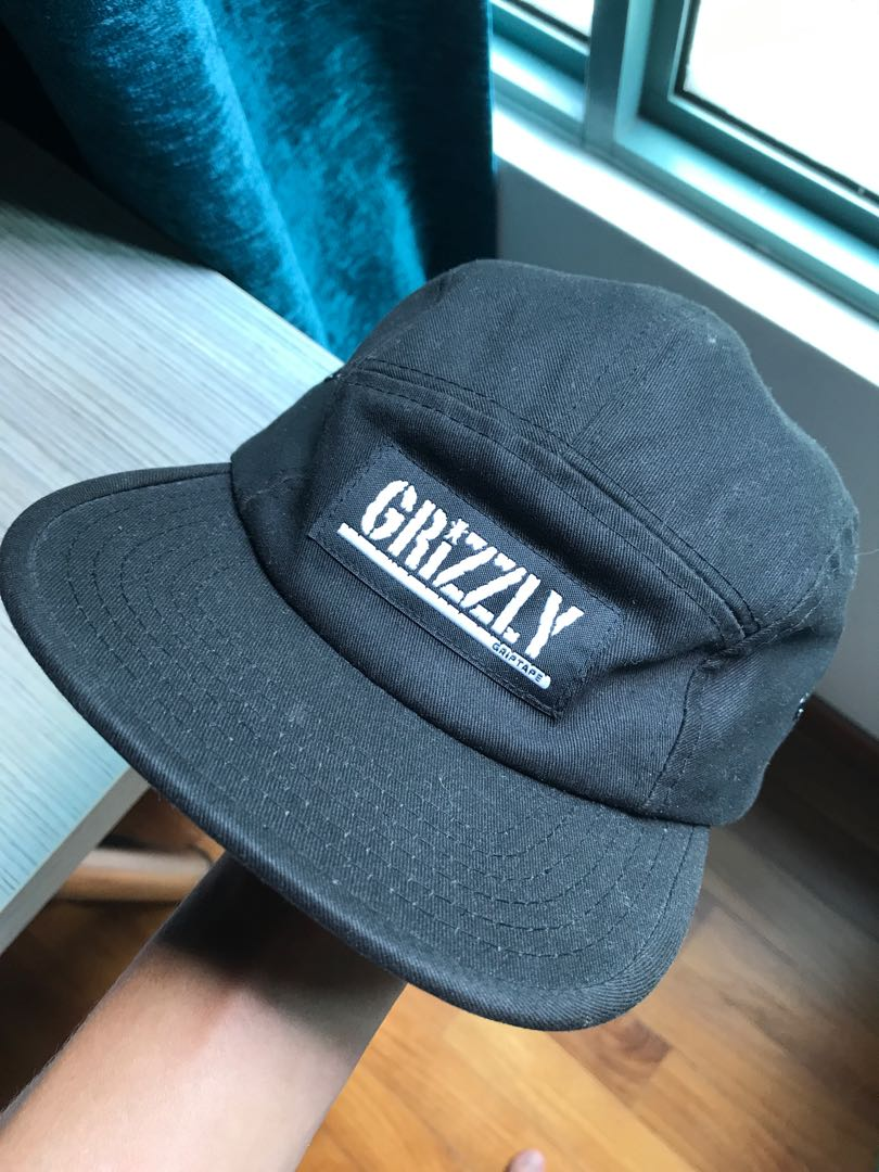 6a1769cee2d Grizzly x diamond supply co 5 panel