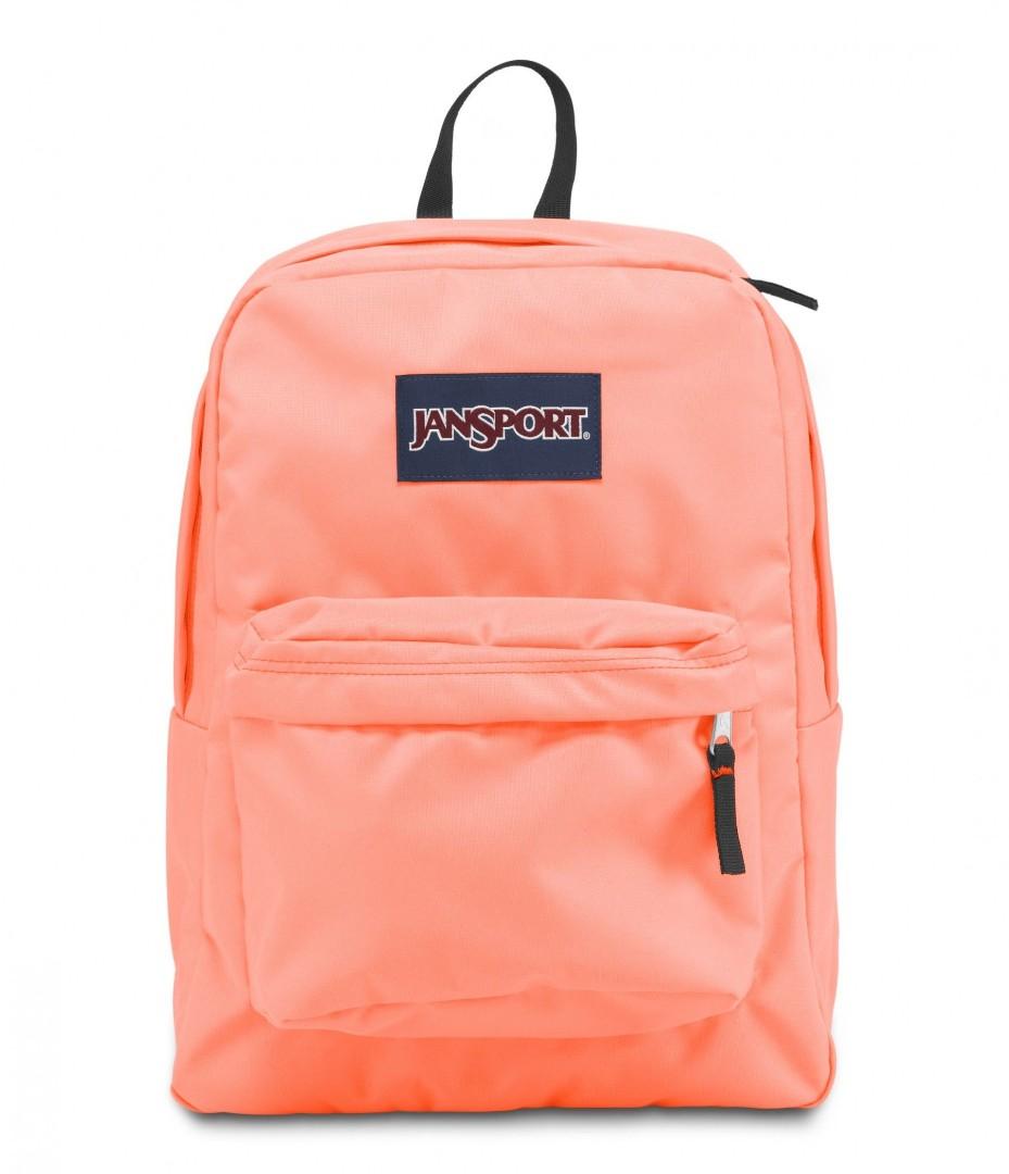 17c35327a1cd Jansport Bag PEACH COLOUR